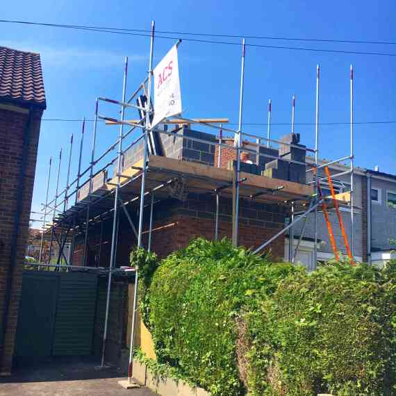 Builders and Roofing - All City Scaffolding