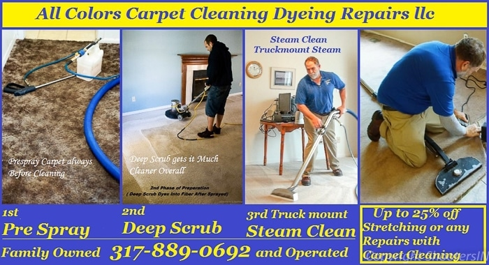 All Colors Carpet Cleaning