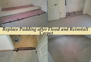 Pad Replacement before after