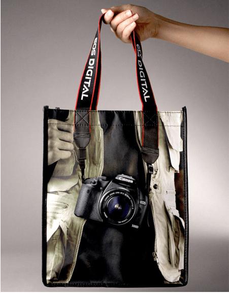 Bagvertising: los ejemplos más creativos de publicidad en bolsas (1/6)