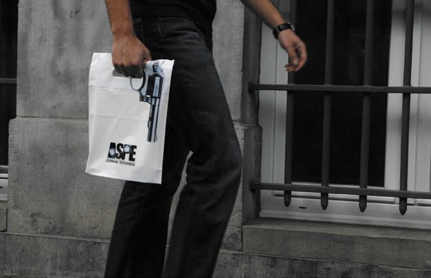 Bagvertising: los ejemplos más creativos de publicidad en bolsas (2/6)