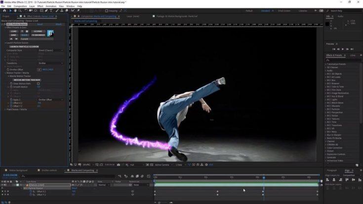 Adobe Effect-CC-2021-Crack