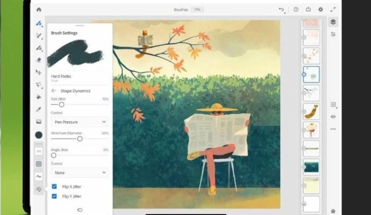 Adobe-Fresco-serial-key