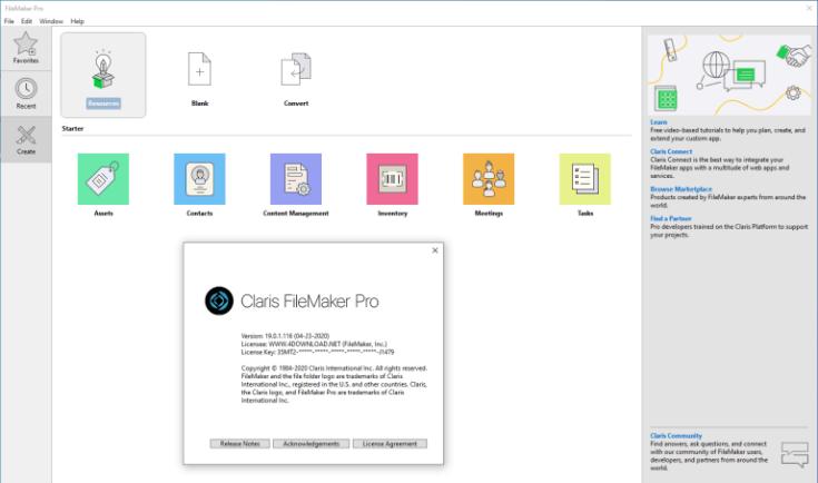 Claris-FileMaker-Pro-Crack-Serial-Key
