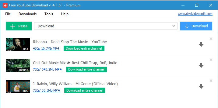 Free YouTube Download Crack has some key special features that raise it above many of its rivals. Users can choose to save whole YouTube playlists, user channels, videos from personal playlists (History, Liked, Favorites, Watch later) and also videos from different categories such as movies, music, and even YouTube charts. Free YouTube Download Cracked Key Features: get YouTube stream in any format, choose between MP4, MKV up to 8K UHD, WEBM, and MP3 perform conversion to MP4, AVI, and MP3 apply output name format patterns open lists of links from any text files transfer videos to iTunes automatically and convert them to iPhone / iPad / iPod download subtitles Free YouTube Download Crack