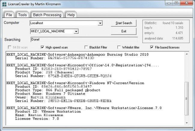 LicenseCrawler-Crack-Patch