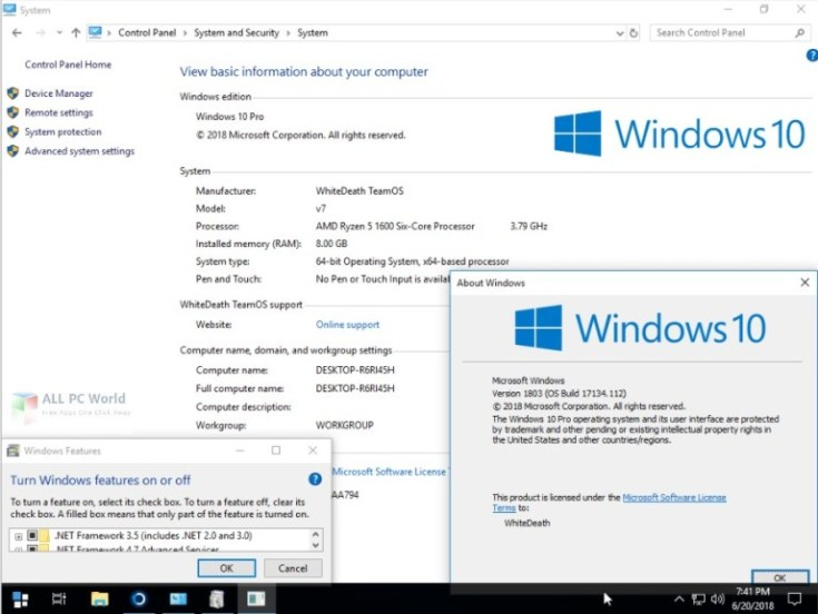 Windows-10-Lite-Edition-V7-2018