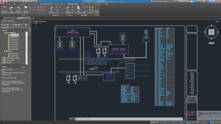 Autodesk-AutoCAD-Electrical-2020