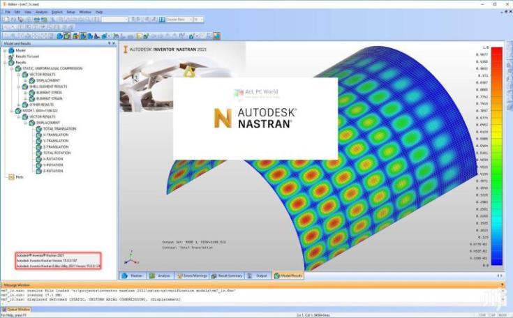 Autodesk-Inventor-Nastran-2022-Download