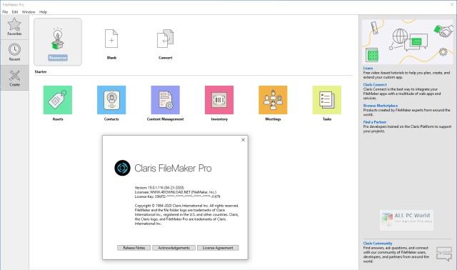 Claris-FileMaker-Pro-19.2-Free-Download