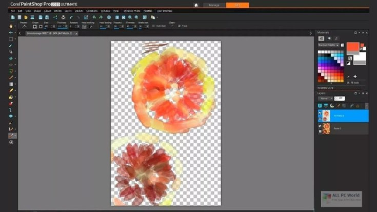 Corel-PaintShop-Pro-2021-Ultimate-23.1-Free-Download