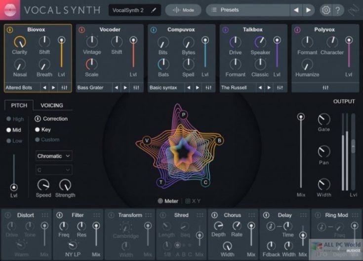 iZotope-VocalSynth-2.0