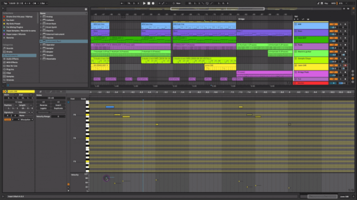 Ableton-Live-Suite-11-for-Windows-Free-Download
