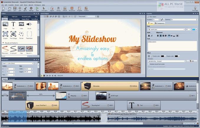 AquaSoft-SlideShow-Ultimate-12.3