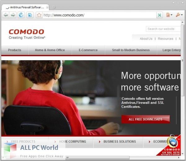 Comodo-Dragon-Browser-91-Free-Download