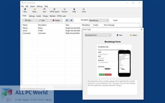 DA-FormMaker-Professional-4-Free-Download