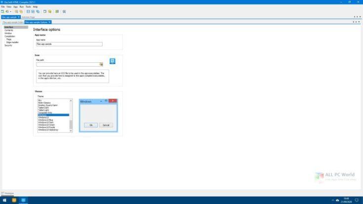 DecSoft-HTML-Compiler-2021-One-Click-Download