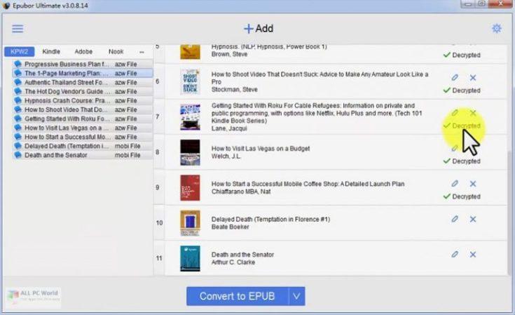 Epubor-Ultimate-Converter-Free-Download