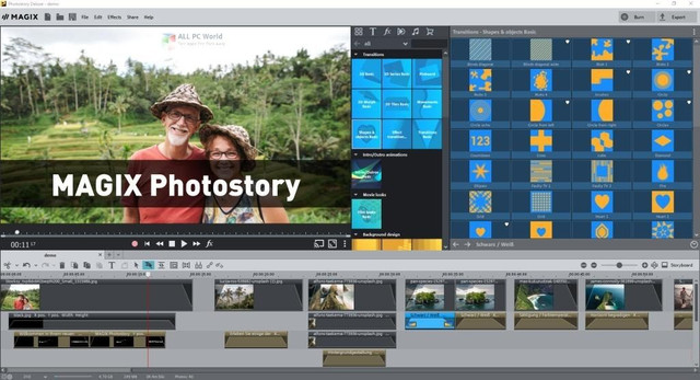 MAGIX-Photostory-2021-DELUXE-20.0-Free-Download