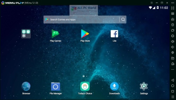 MEmu-Android-Emulator-7.5-Free-Download