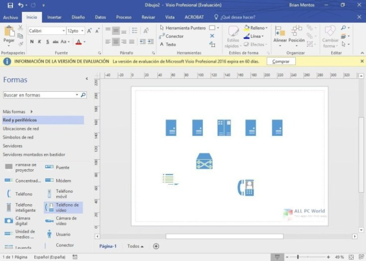Microsoft-Visio-Professional-2016-16.0-Free-Download