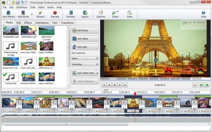 NCH-PhotoStage-Photo-Slideshow-Maker-Professional-8-Review