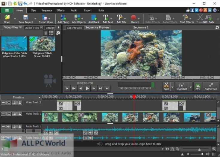 NCH-VideoPad-Pro-10-for-Mac-Free-Download