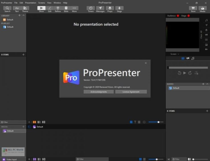 ProPresenter-2021-v7.6-Free-Download