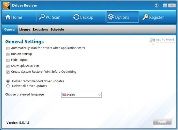 ReviverSoft-Driver-Reviver-5-Free-Download