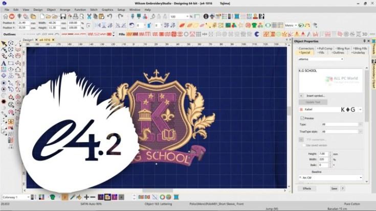 Wilcom-Embroidery-Studio-Designing-e4.2