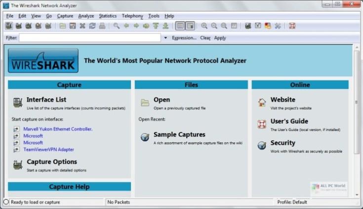 Wireshark-2020-v3.2.5