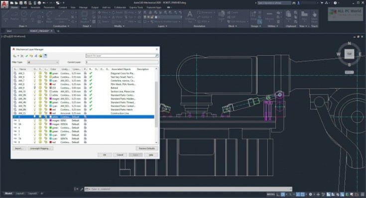 AutoCAD-Mechanical-2021-Free-Download