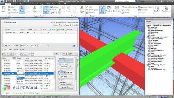 Autodesk-Navisworks-Manage-2022-Overview