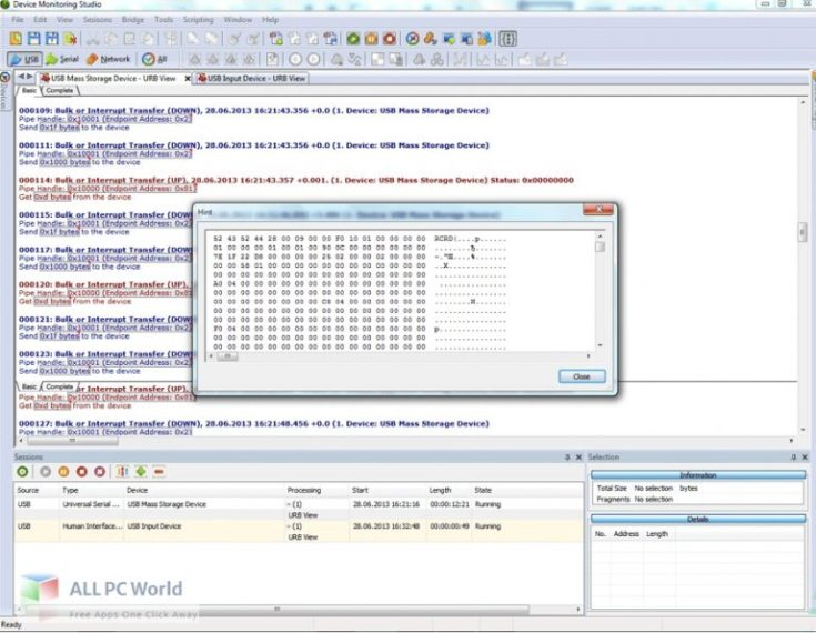 HHDSoftware-USB-Monitor-Free-Download