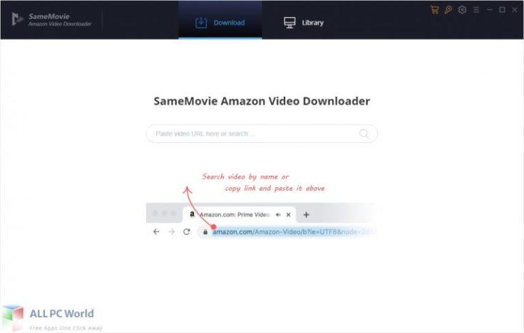 SameMovie-Amazon-Video-Downloader-Free-Download