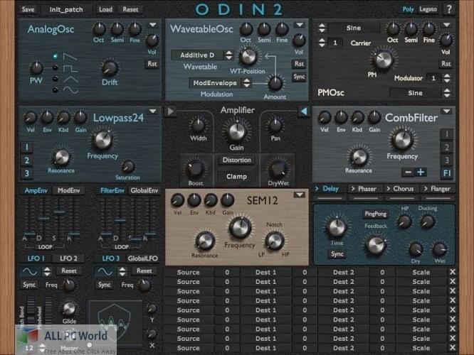 TheWaveWarden-Odin-Free-Download