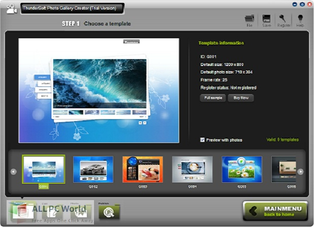 ThunderSoft-Photo-Gallery-Creator-3-Free-Download-