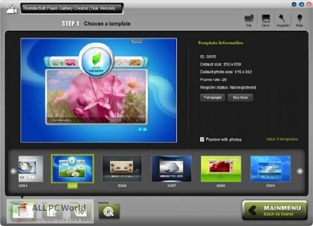 ThunderSoft-Photo-Gallery-Creator-for-Free-Download