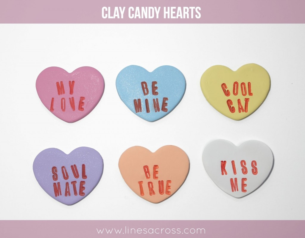Diy Clay Candy Hearts Allcrafts Free Crafts Update