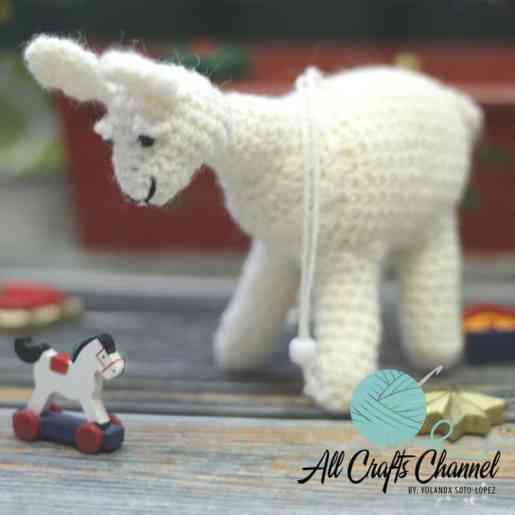 #CrochetLlama #Llama