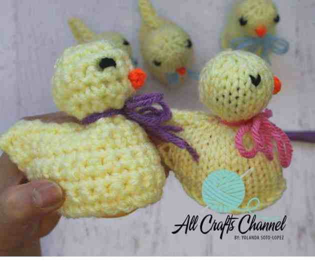 The Best Ever Easter Egg Covers Are Easy To Crochet All Crafts Channel
