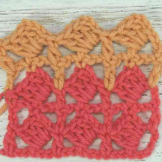 10 Easy Beginner Crochet Stitch Patterns All Crafts Channel