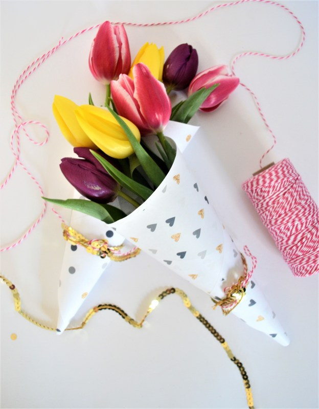 flower wrapper