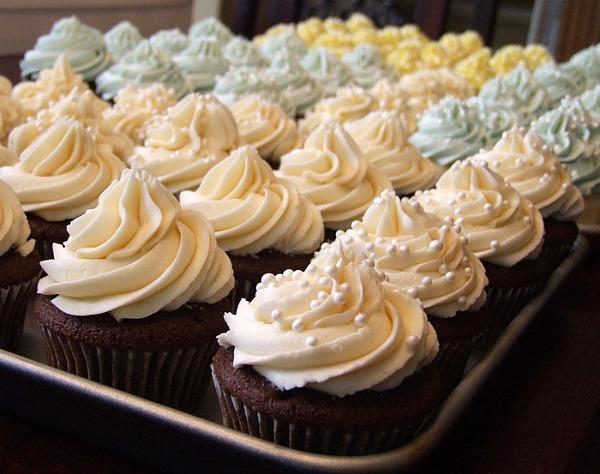 Wedding Cake Buttercream Icing!
