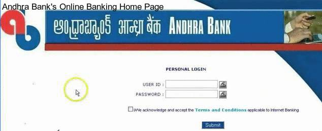 Andhra Bank Personal Loan Eligibility