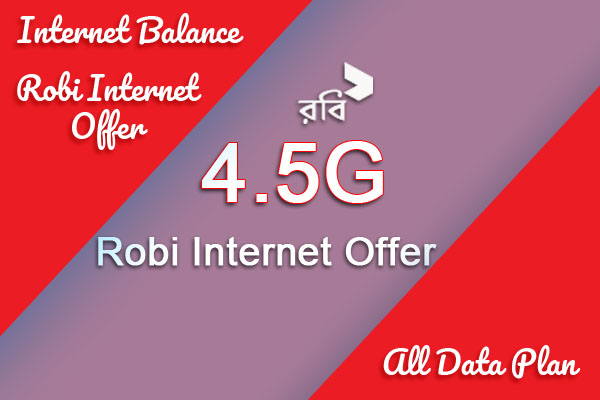 robi internet package offer