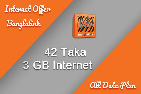 Banglaink Internet Offer