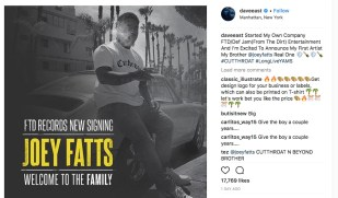 Dave East Post
