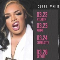 "Cliff Vmir Is Kicking off His ""Million Dollar Manual Tour"" In Atlanta"