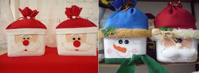 Cute Santa Claus Decorations DIY AllDayChic